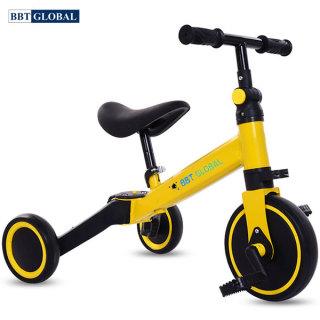 [Quà Pampers] Xe đạp 3 bánh đa năng cho bé SPORT (Màu ngẫu nhiên) ( Xe chòi chân) thumbnail