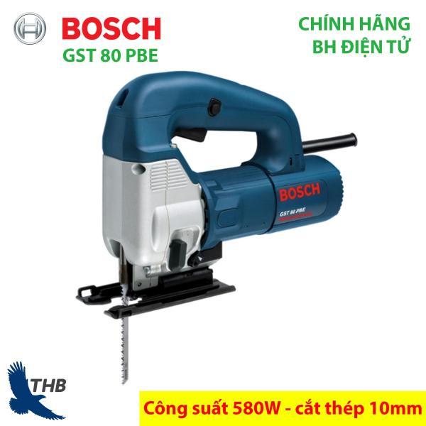 Máy cưa lọng cầm tay Bosch GST 80 PBE