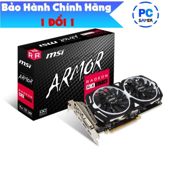 Bảng giá Card đồ họa rời amd MSI RX 580 ARMOR 8G (chính hãng New 100%) Phong Vũ