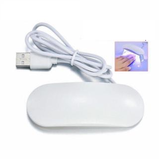 Máy hơ gel SUN MINI NAIL360 chuyên dùng cá nhân làm móng tay Đổi Mới Bảo Hành 30 ngày hơ sơn gel, base top gel, màu gel (BẢO HÀNH 1 ĐỔI 1) thumbnail