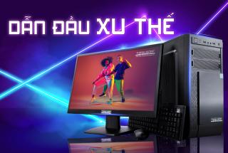 [Trả góp 0%]Bộ Máy Tính Cây Xử Lý Dữ Liệu Tốc Độ Cao - Model E550 - Thánh Gióng - Bộ nhớ RAM 8GB thumbnail