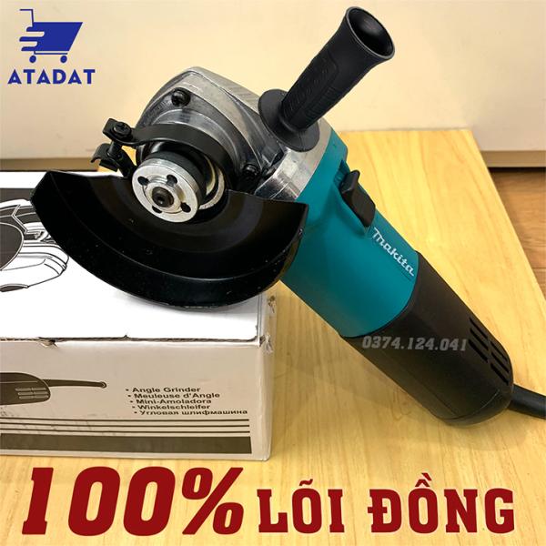 Máy mài điện Makita 9556 -  Máy mài cắt Makita 100% lõi đồng - Máy mài Makita công suất lớn -  Máy cắt gạch cầm tay   - Máy mài cầm tay - Máy cắt cầm tay - máy cắt gạch
