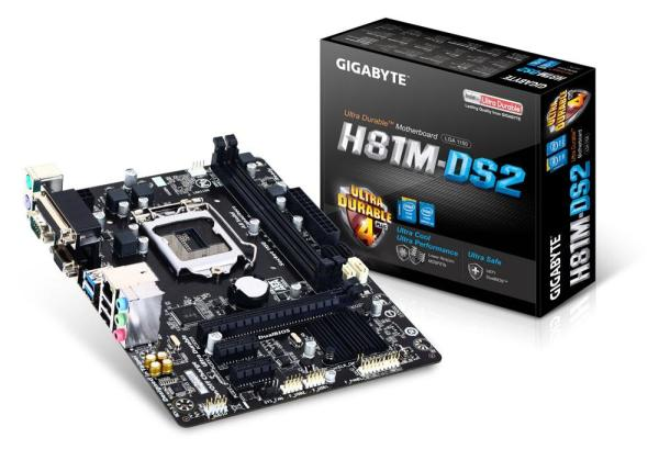 Bảng giá Mainboard Gigabyte H81 M-DS2 (Rev 3.0) Phong Vũ