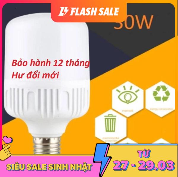 Bộ 3 Bóng đèn Led trụ 30W Siêu sáng tiết kiệm điện