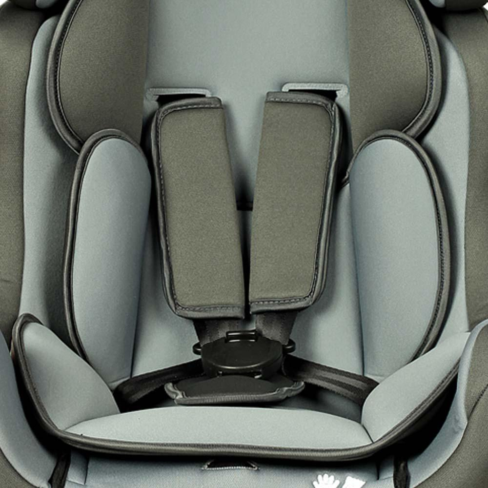 Ghế ngồi oto cho bé Zaracos Aroma 7196 - Grey