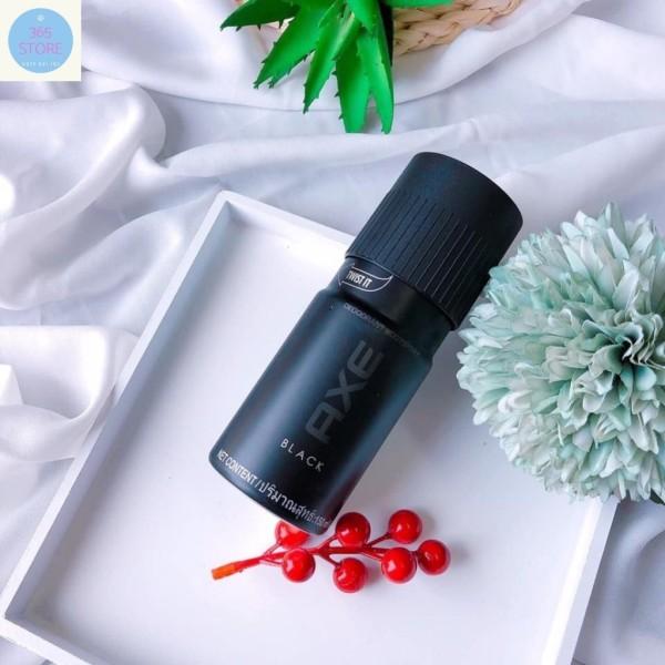 Xịt Khử Mùi Namxịt Khử Mùi Toàn Thân Axe Black- 50ml giá rẻ