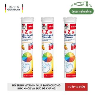 Doppel Herz A-Z Multivitamins + Mineral - Viên Sủi Bổ Sung Vitamin - Khoáng Chất Tổng Hợp thumbnail