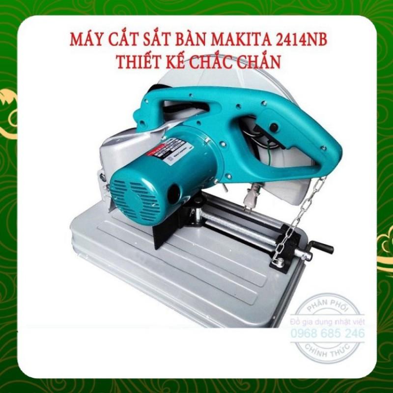 Máy cắt sắt bàn Makita-2414NB _ Nhật Việt official