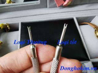 Cây thay dây cho các loại đồng hồ, tool tháo dây da,dây kim loại cho đồng hồ. thumbnail