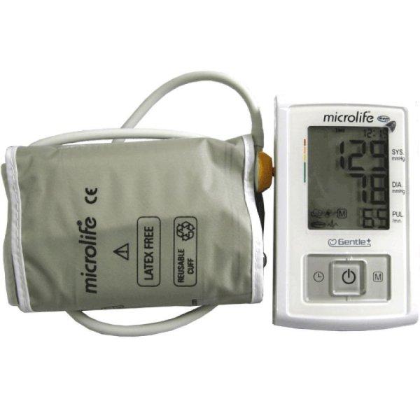 Nơi bán Máy đo huyết áp bắp tay Microlife A3 Basic (Trắng)