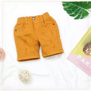 218 - Quần kaki short bé trai ( quần áo trẻ em xuất khẩu ) thumbnail