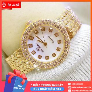 [MIỄN PHÍ GIAO HÀNG] Đồng hồ nữ BS BEE SISTER Mặt Xà Cừ Sang Trọng - Tặng Kèm Pin và Hộp Sang Trọng - Tặng hộp và pin dự phòng - Sam Shop thumbnail