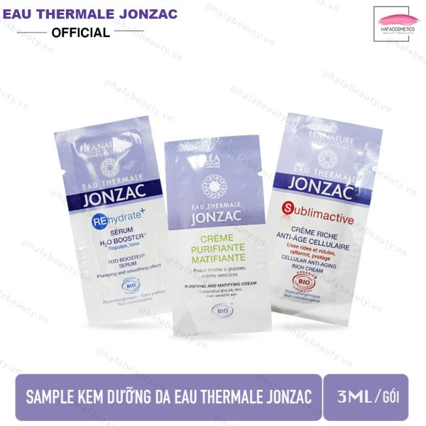 Sample Kem dưỡng da Eau Thermale Jonzac 3ml - HAFA STORE giá rẻ