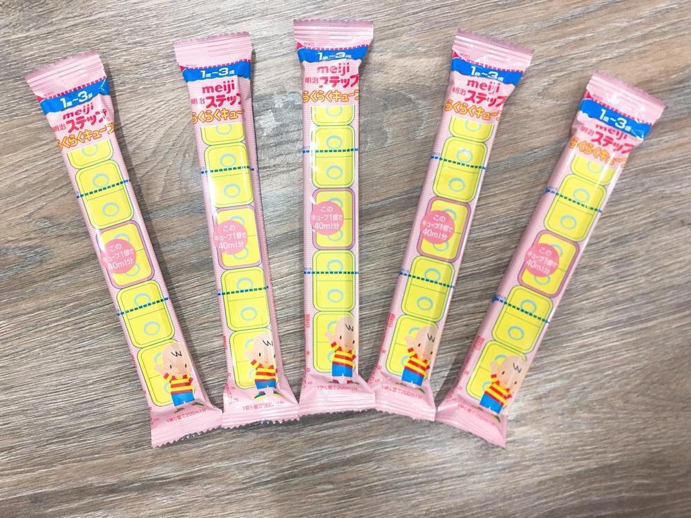 Sữa Meiji Dạng Viên Dành Cho Trẻ Từ 1-3 Tuổi...