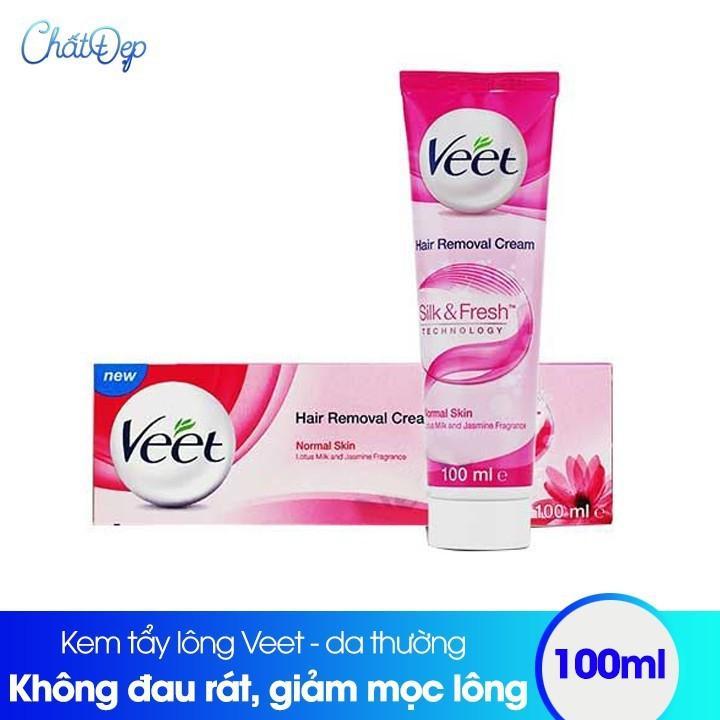 Kem tẩy lông Veet dành cho da thường 100ml