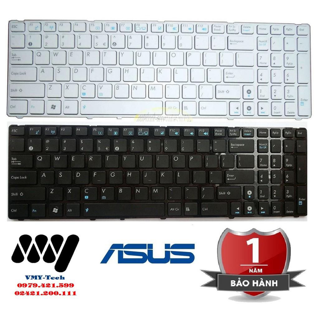 Bàn phím laptop asus K52 K53 K53E K53S K53SD K53SJ K53SV G51 G60 X53 X73
