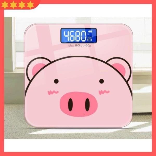 Cân điện tử mini lợn hồng, sản phẩm tốt với chất lượng và độ bền cao, cam kết giống như hình