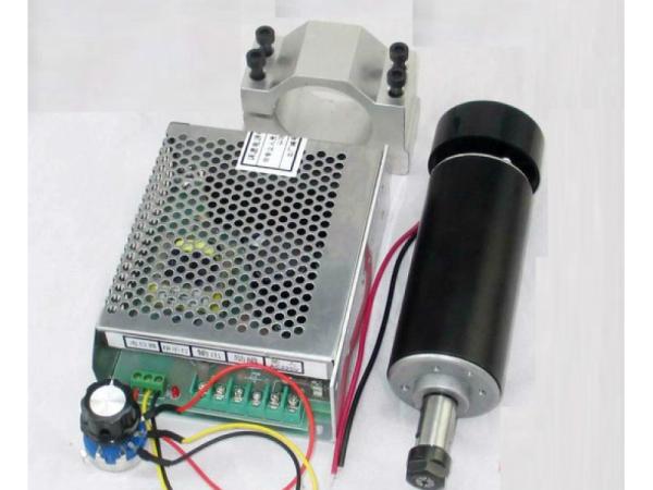 Bộ Spindle 500W-ER11 có chổi than ( chọn từng sản phẩm hoặc combo)