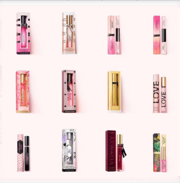 Nước Hoa Dạng Lăn Victorias Secret Eau De Parfum Rollerball 7-10ml