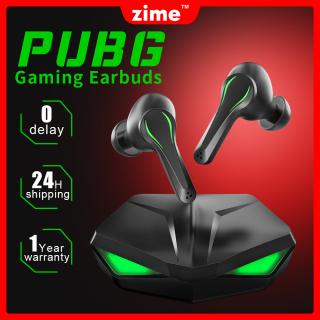 [Ready Stock] Zime Winner Earphone Gaming TWS Wireless Bluetooth Earphones Gaming Headphone Ultra low latency Earbuds For PUBG thumbnail
