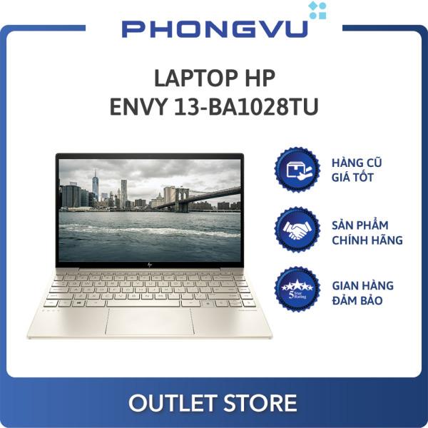 Bảng giá Laptop HP Envy 13-ba1028TU (2K0B2PA) (i5-1135G7) (Vàng) - Laptop cũ Phong Vũ