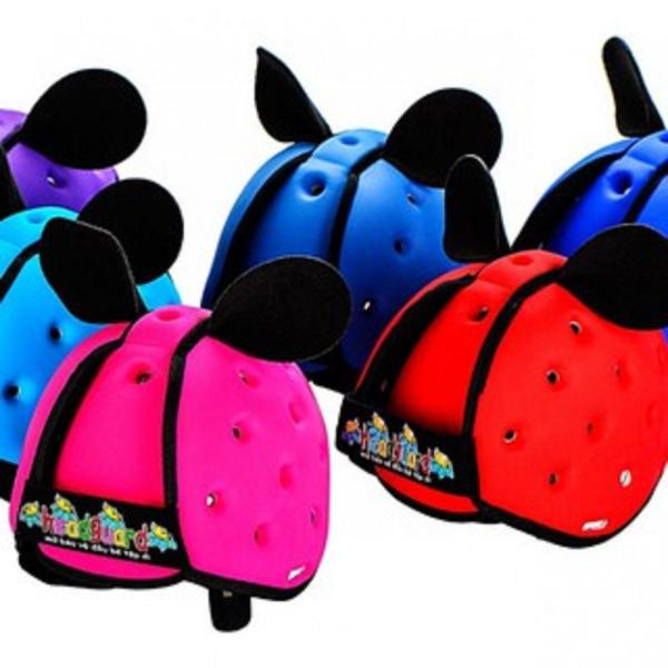 Giá bán [HCM]Mũ bảo hiểm Bảo Vệ trẻ em - cho bé tập đi