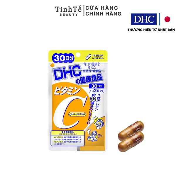 Viên uống DHC Bổ sung Vitamin C Nhật Bản 30 ngày (60viên/gói)
