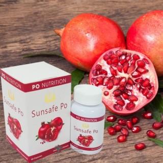 Viên Uống Chống Nắng Nội Sinh Từ Hạt Lựu Sunsafe Po thumbnail