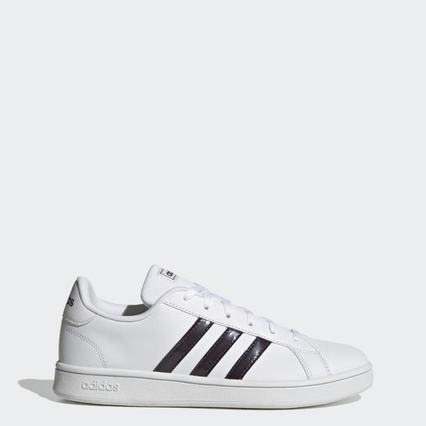 adidas TENNIS Giày Grand Court Base Nữ Màu trắng FW0807 giá rẻ