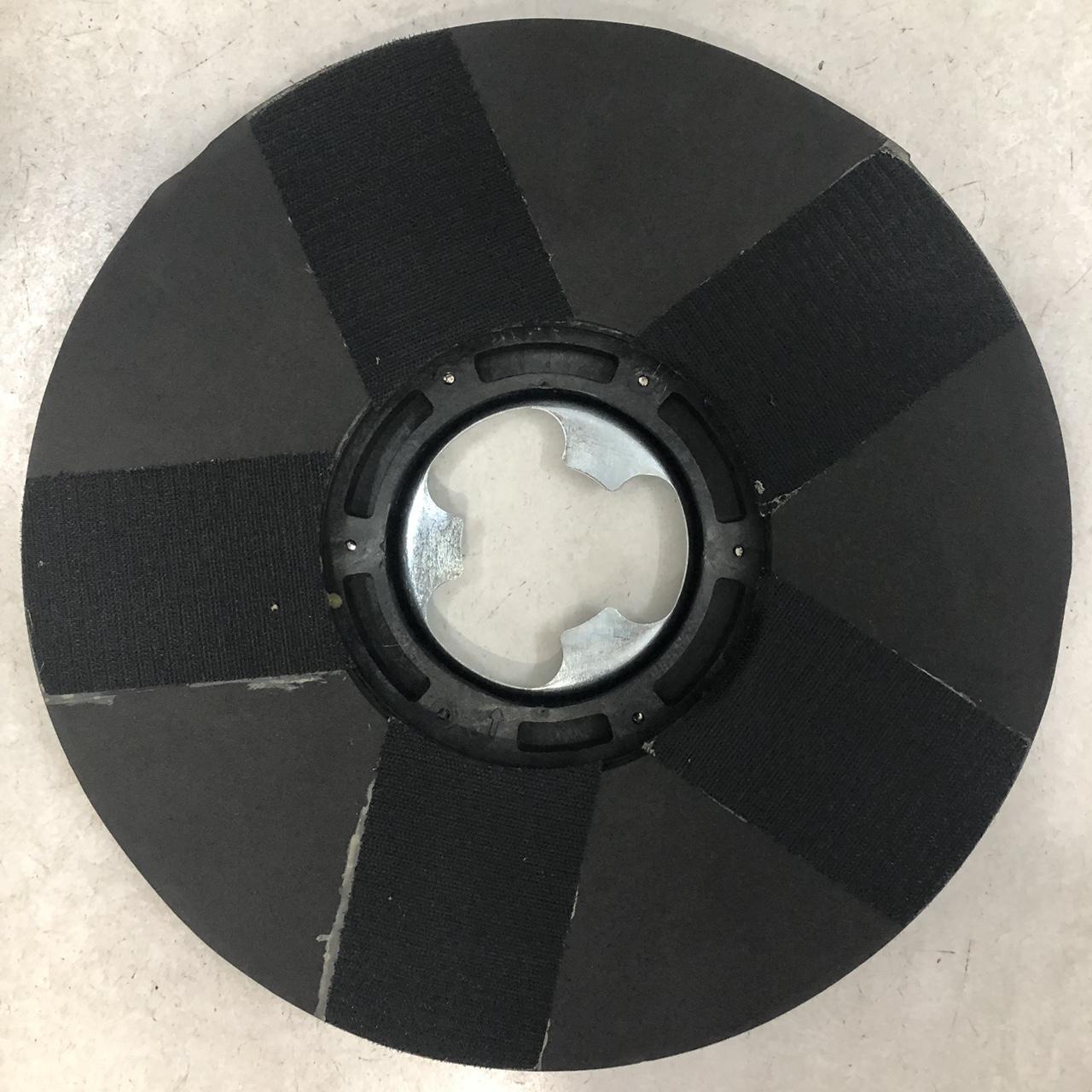 Miếng nhíp gắn lá số cho máy chà sàn (17'')