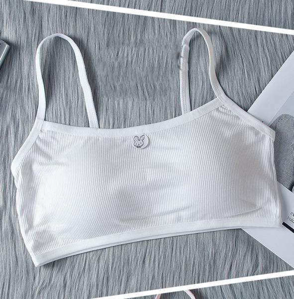 Giá bán Áo lót học sinh nữ cấp 1, 2,3- áo ngực nữ tuổi dậy thì vải cotton mềm mát nhiều màu phù hợp với bạn nữ dưới 53kg