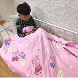 Chăn hè đũi em bé, Chăn 4 mùa dành cho em bé, Chăn dành cho em bé mang đi học thumbnail