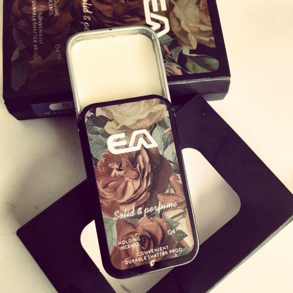 nước hoa khô EA. đẳng cấp  phong cách. nước hoa thể rắn. nước hoa du lịch cao cấp