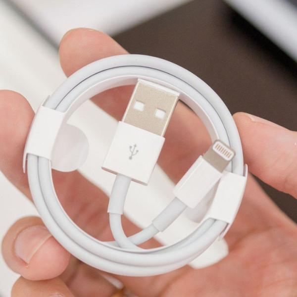 Dây Cáp Sạc iPhone Chính Hãng Foxconn dành cho iphone 5, 6,6s, 6 plus,7, 7Plus, 8, 8Plus,X, Xs, Xs Max, 11Pro, 11 ProMax loại 5 chip bảo hành 1 đổi 1
