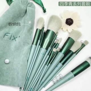 Bộ cọ trang điểm 13 món chuyên nghiệp kèm túi đựng màu sắc siêu xinh-Chổi cọ makeup thumbnail