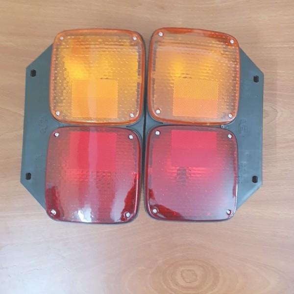 Đèn Hậu Xe Tải Hino (bán cặp & bán lẻ từng cái) - L11