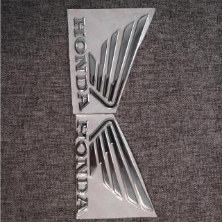 Tem logo Honda CÁNH CHIM TRANG TRÍ XE MÁY SIÊU NÉT (MÀU BẠC) thumbnail