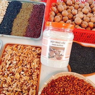 BỘT NGŨ CỐC THẢO MỘC 20 loại hạt- Lợi sữa, tăng or giảm cân sau sinh - Ăn kiêng cho người tiểu đường, béo phì thumbnail