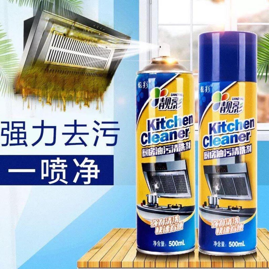 Image result for chai xịt vệ sinh nhà bếp kitchen cleaner