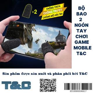Bộ bao 2 ngón tay game mobile T&C thumbnail