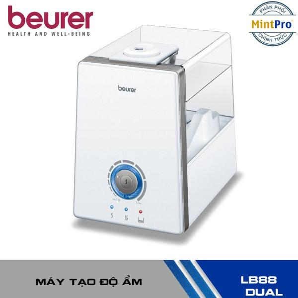 Bảng giá Máy phun ẩm Beurer LB88 Dual (bình chứa 6 lít, phòng 50-60m vuông, hai tính năng phun nóng và lạnh)