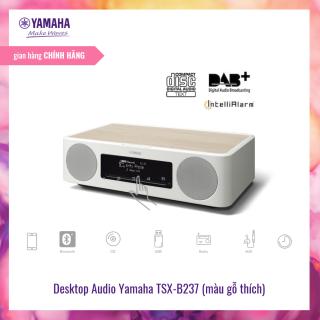 Dàn nghe nhạc mini Yamaha TSX-B237 | Bluetooth 4.2 | Tích hợp sạc không dây cho Smartphone | HÀNG CHÍNH HÃNG