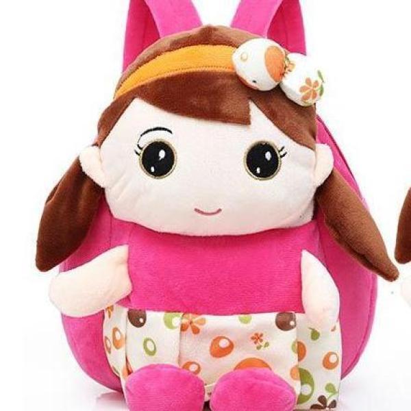 Giá bán Balo búp bê bé gái BL002-Qmart