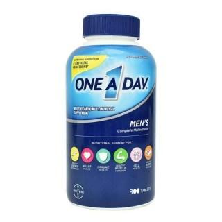 Viên Uống Vitamin Tổng Hợp One A Day Men 300 Viên (Mẫu Mới) Mỹ 1 2023 thumbnail