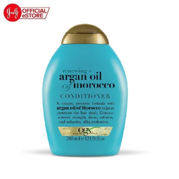 Dầu xả OGX Renewing + Argan oil of Morocco 385ml