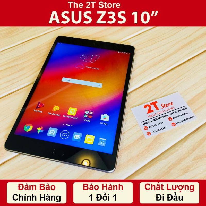 Máy tính bảng Asus Z500 10 (Wifi) (Màu Bạc Xám) (Hàng nhập khẩu)