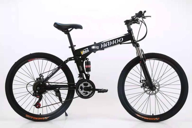 Phân phối Xe đạp gấp gọn thể thao địa hình HaHoo (Bánh căm)