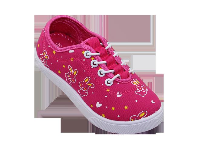 Giày vải bé gái Bitas GVBG.71 giá rẻ