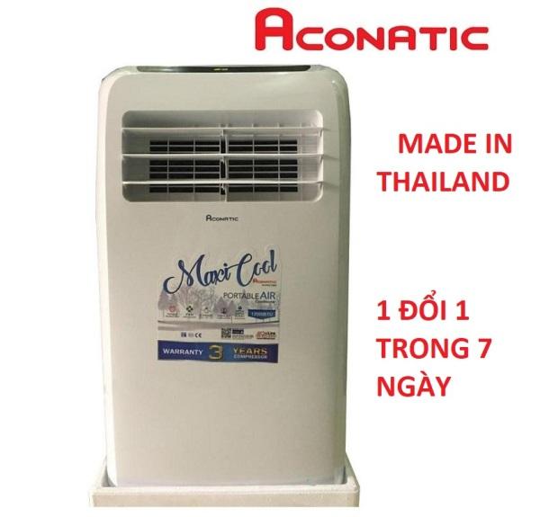 Bảng giá Máy lạnh di động Aconatic 12.000 BTU nhập khẩu ThaiLand Điện máy Pico