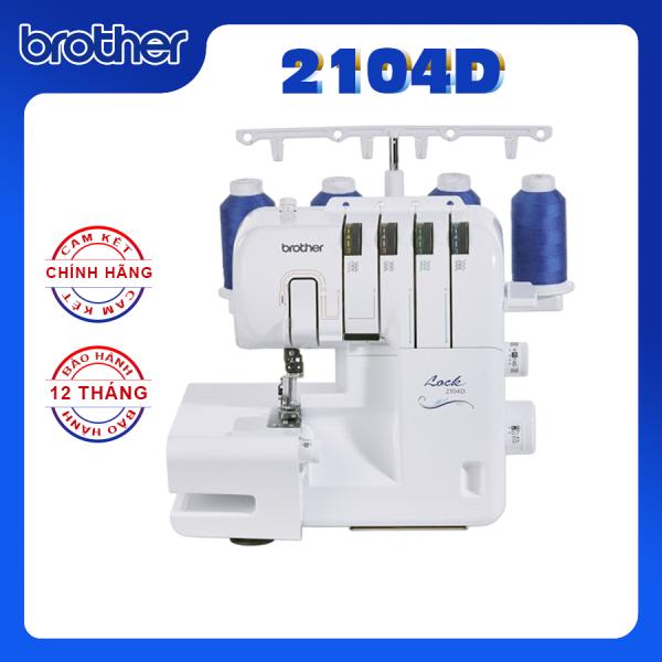 Máy Vắt Sổ Brother 2104D - Hàng chính hãng